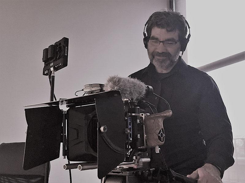 Boston video camera operator .